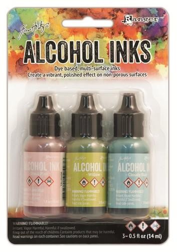 Ranger - Alcohol Ink Kits - Country Side