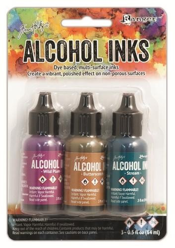 Ranger - Alcohol Ink Kits - Nature Walk