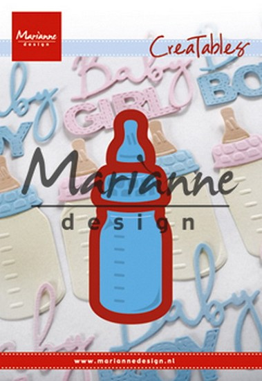 Marianne Design - Creatable - Baby Bottle