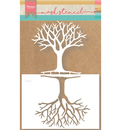 Marianne Design - Mask Stencil - Tree