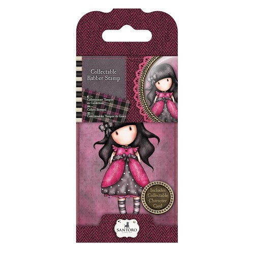 Gorjuss - Rubber Stamp Santoro - MINI 05 Ladybird