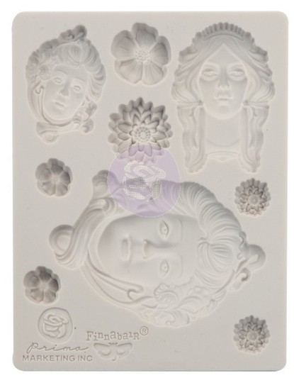 Prima Marketing - Mould Art Nouveau (Finnabair)