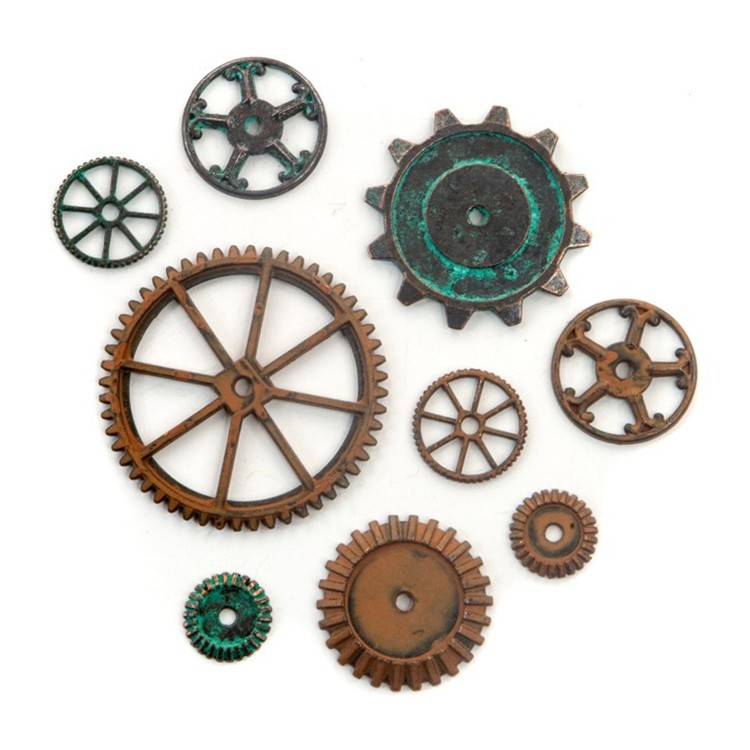 Finnabair - Mechanicals - Machine Parts
