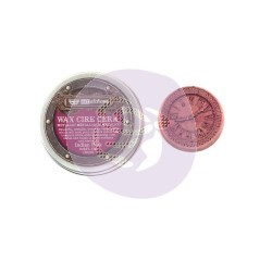 Finnabair - Art Alchemy Metallique Wax - Indian Pink