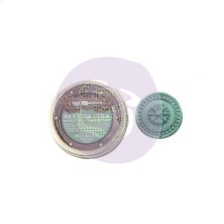 Finnabair - Art Alchemy Metallique Wax - Mint Sparkle