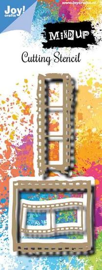 Noor! Design - Stansmal Mixd Up - Filmstrips