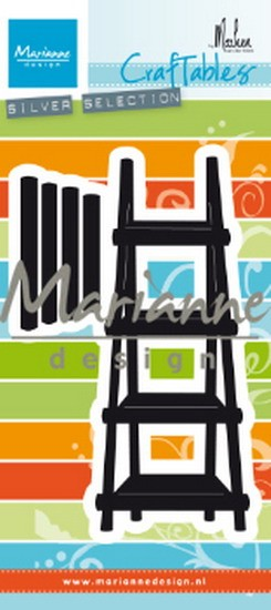 Marianne Design - Craftables - Marleen`s Shelves