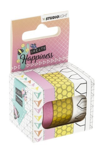Studio Light - Washi Tape - Create Happiness nr.02