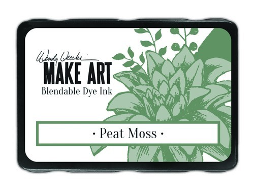 Ranger - MAKE ART Dye Ink Pad - Peat Moss