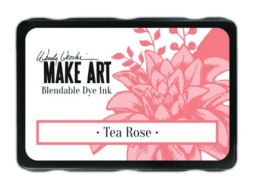 Ranger - MAKE ART Dye Ink Pad - Tea Rose