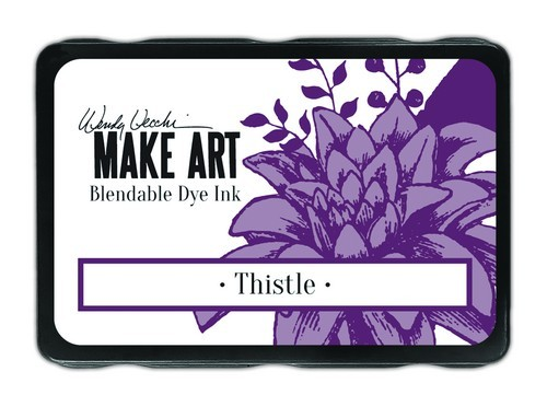 Ranger - MAKE ART Dye Ink Pad - Thistle