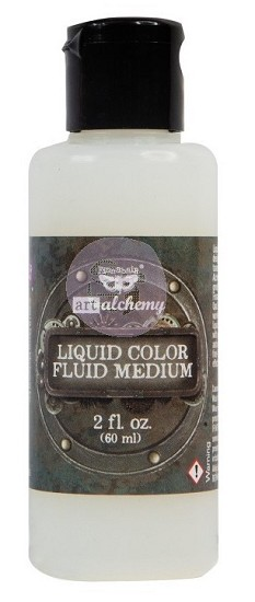 Finnabair -  Art Alchemy Liquid Acrylic Paint - Fluid Medium