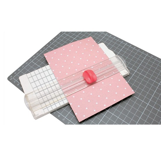 Vaessen Creative - Mini Paper Trimmer - 6,5x15,3cm