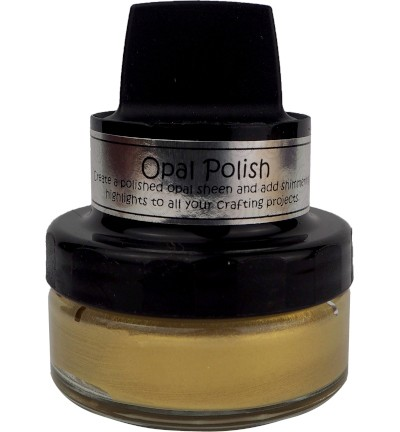 Cosmic Shimmer - Opal Polish - Golden Glow