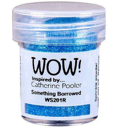 WOW Embossingpoeder - Glitters - Something Borrowed