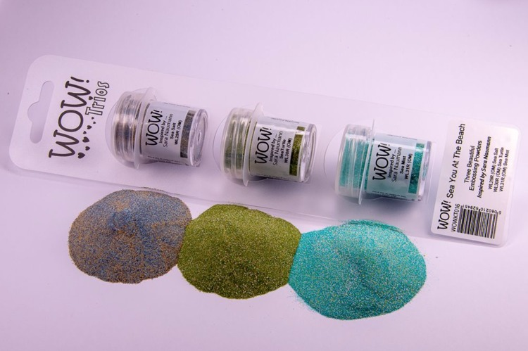 WOW! Embossing Powder - Sea you at the Beach