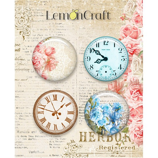 Button & Badges Lemoncraft - Sense & Sensibility