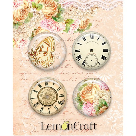 Button & Badges Lemoncraft - Grow Old with Me