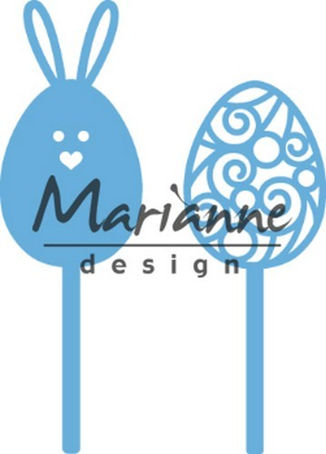 Marianne Design - Creatable - Pins Pasen