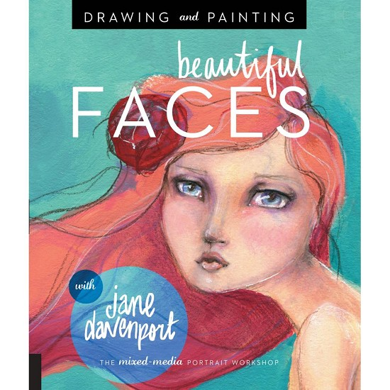Boek Jane Davenport - Drawing and Painting Beautiful Faces