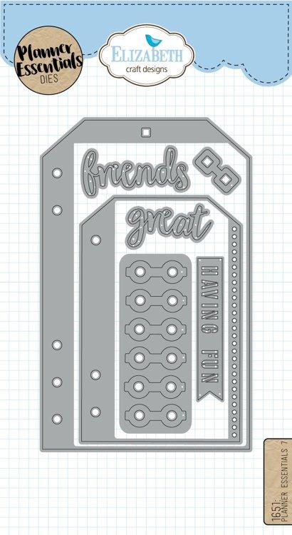 Elizabeth Craft Designs - Planner Essentials 7