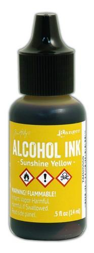 Ranger - Alcohol Ink 15 ml - Sunshine Yellow