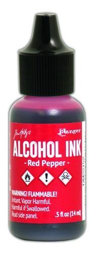 Ranger - Alcohol Ink 15 ml - Red Pepper
