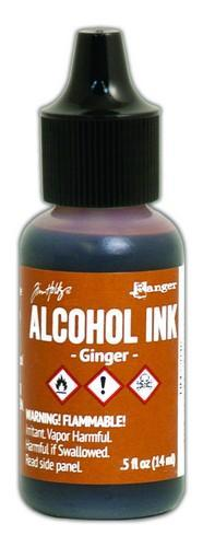 Ranger - Alcohol Ink 15 ml - Ginger