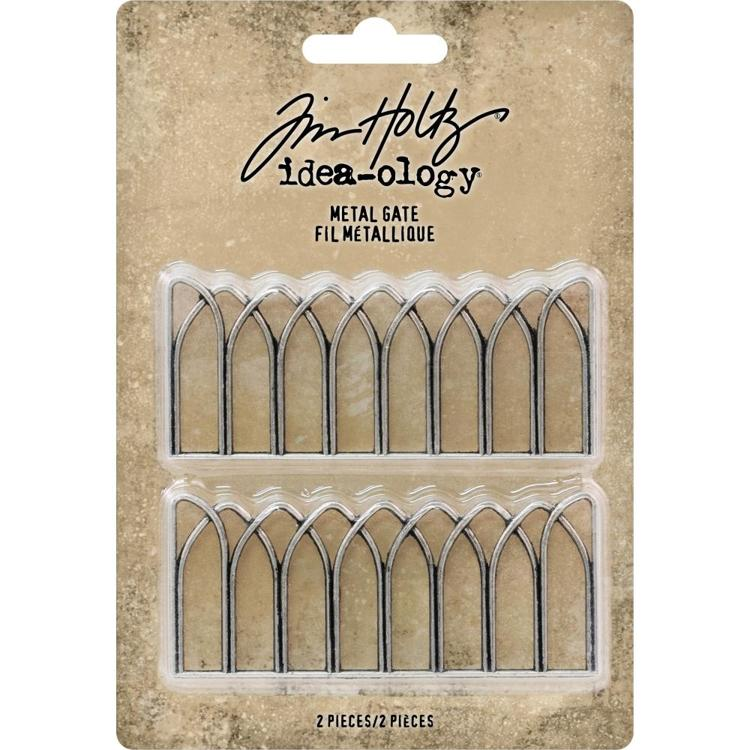 Tim Holtz - Idea-Ology - Metal Gate