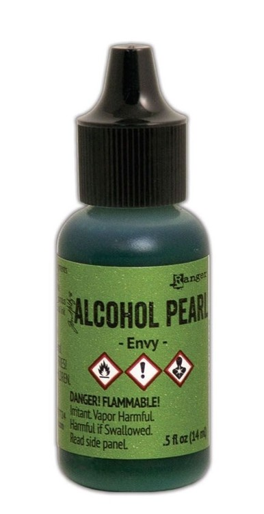 Alcohol Inkt - Pearl - Envy