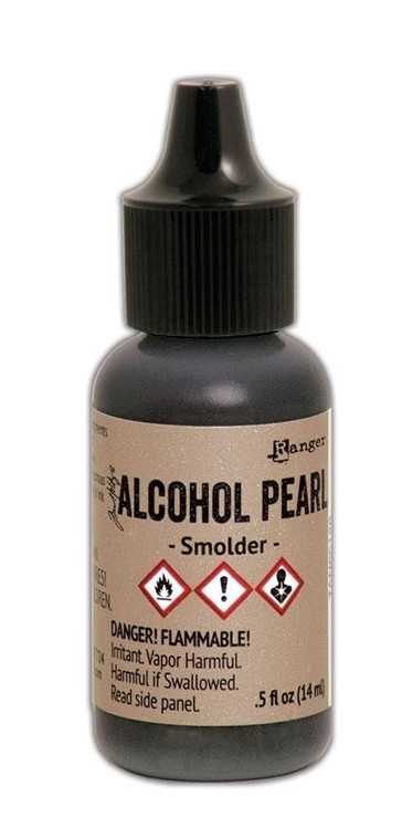 Alcohol Inkt - Pearl - Smolder