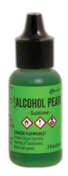 Alcohol Inkt - Pearl - Sublime