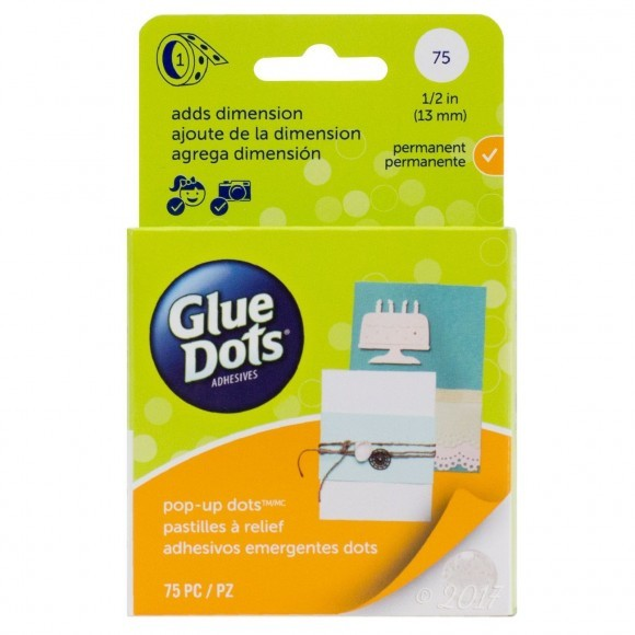 Glue Dots - Pop-up dots - roll