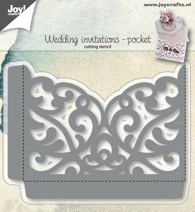 Joy! Crafts - Cutting & Embossing mal - Giftcard Pocket
