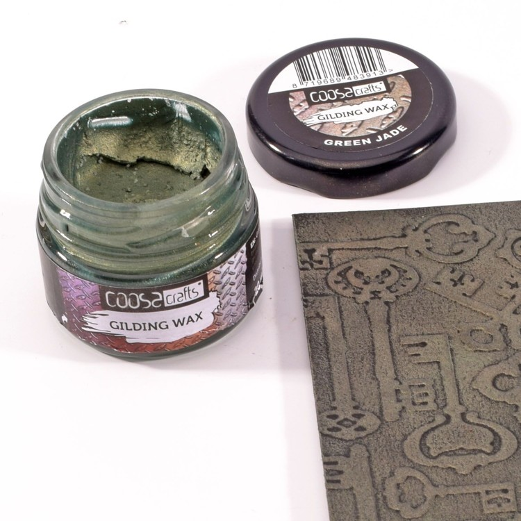 COOSA Crafts - Gilding Wax - Jewel Green Jade
