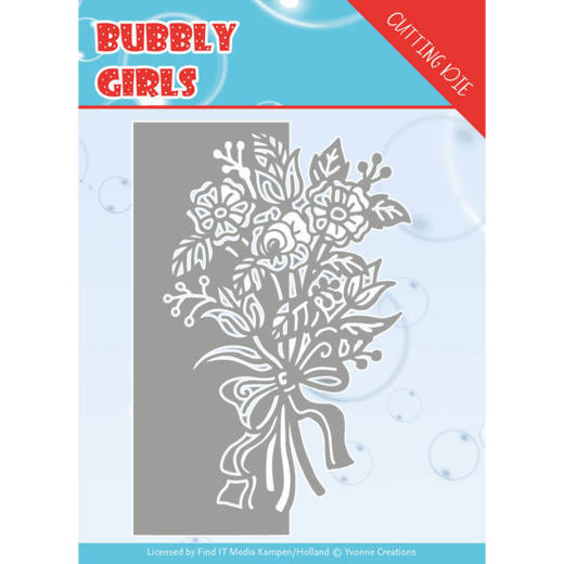 Stansmal - Yvonne Creations - Bubbly girls- Bouquet