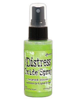 Distress Oxide SPRAY - Twisted Citron