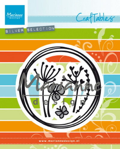 Marianne Design - Craftable - Doodle Circle