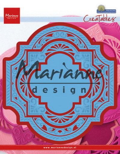 Marianne Design - Creatable - Petra's Magnificent Die
