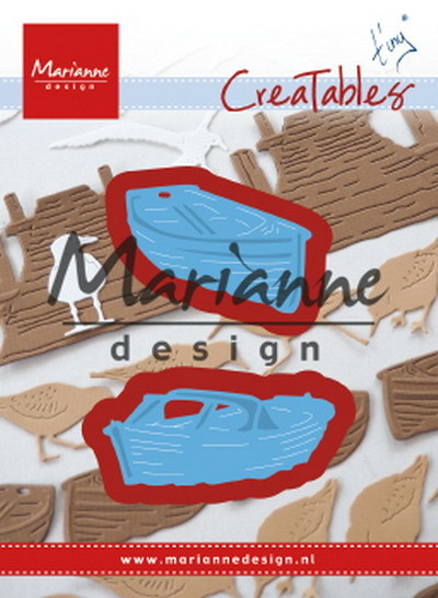 Marianne Design - Creatable - Tiny's Boats