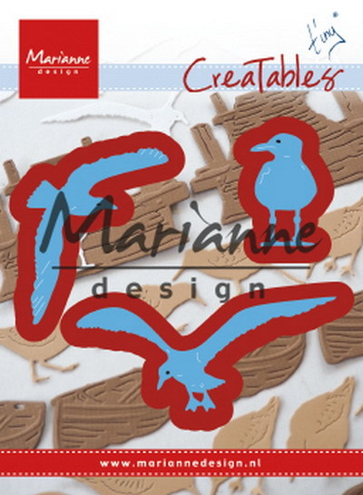 Marianne Design - Creatable - Tiny's Sea Gulls
