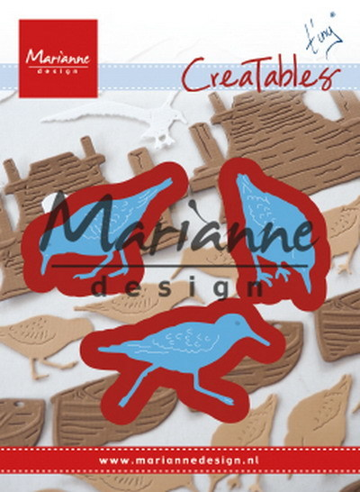 Marianne Design - Creatable - Tiny's Sand Pipers