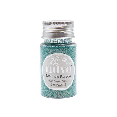Nuvo - Pure Sheen Glitter - Mermaid Parade