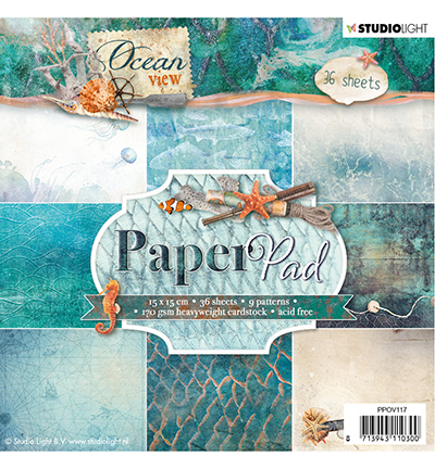 Studio Light - Ocean View - Paperpad - PPOV117