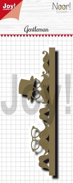 Noor! Design - Stansmal - Border True Gentlemen