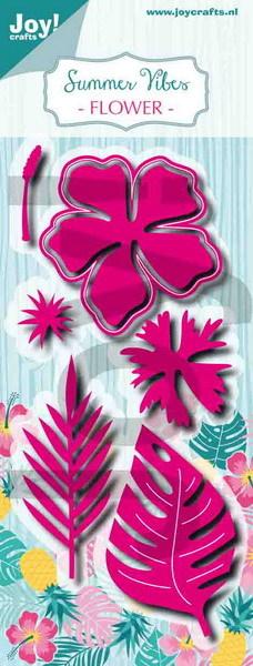 Stansmal Noor! Design - Summer Vibes - Flowers