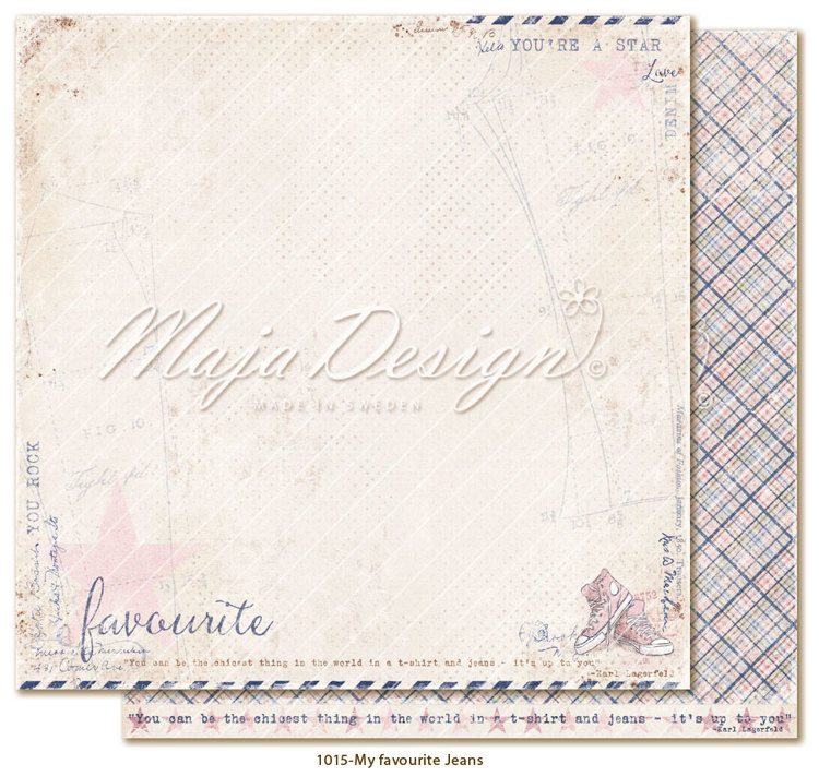 Maja Design - Denim & Girls - Favourite Jeans