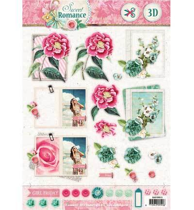 Studio Light - Sweet Romance - 3D Stansvel EASYSR513