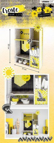 Studio Light - MDF Set - Create Your Life Desk Organizer