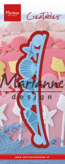 Marianne Design - Creatable - Sea Shell Border